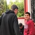 Συνάντηση με τους νέους στον Καθεδρικό