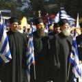 Συλλαλητήριο για τη Μακεδονία στη Θήβα