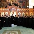Ιερατική Σύναξη στον Καθεδρικό