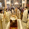 Κυριακή Γ' Ματθαίου στην ονομαστική εορτή του Σεβασμιωτάτου Πειραιώς
