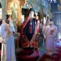 Η εορτή του Αρχιεπισκόπου μας στην Ι. Μ. Ταξιαρχών στα Αθίκια Κορινθίας