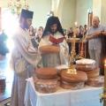 Η εορτή της Μεταμορφώσεως του Σωτήρος στην Ιερά Μονή στον Βαρνάβα Αττικής