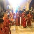 Κυριακή προς της Υψώσεως στον Καθεδρικό και Αγιασμός για την έναρξη των Κατηχητικών