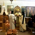 ΙΑ' Κυριακή Λουκά στην Αγία Ματρώνα Χίου