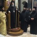 Η Εορτή της Περιτομής του Χριστού και του Αγ. Βασιλείου στην Αγία Τριάδα Ασπροπύργου και  στην Ι. Μ. Οσίας Ειρήνης Λυκοβρύσεως