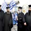 «Απ' τα κόκκαλα βγαλμένη των Ελλήνων τα ιερά...»