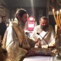 ΙΕ' Κυριακή Λουκά στην Ι. Μ. Παναγίας Μυρτιδιώτισσας Σταμάτας
