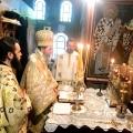 Κυριακή των Απόκρεω στους Αγίους Πάντες Θηβών