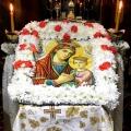Η Α' Στάση των Χαιρετισμών στον Άγιο Γεώργιο Άνω Λιοσίων και στην Παναγία Οδηγήτρια Αχαρνών