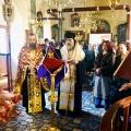 Η Δ' Στάση των Χαιρετισμών στη Χίο