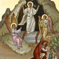 Αναστάσιμη Θεία Λειτουργία στον Καθεδρικό