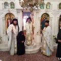 Η εορτή του Αγίου Μαρτυρίου στην Αγία Τριάδα Λούτσας