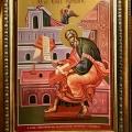 Η Εορτή του Αποστόλου και Ευαγγελιστού Ματθαίου στον Άγιο Κωνσταντίνο Ασπροπύργου