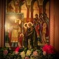 Η εορτή των Εισοδίων στη I. Μονή Παναχράντου Μεγάρων