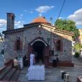 Ο Εσπερινός του Αγίου Πνεύματος στην Αγία Τριάδα Λιβαδειάς