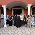 Σύναξη των Κατηχητών της Ι. Μητροπόλεως Αττικής και Βοιωτίας στον Καθεδρικό