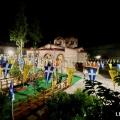 Ο εορτασμός επί τη μνήμη της Οσίας Ειρήνης Χρυσοβαλάντου στην ομώνυμη Ι.Μ. Λυκοβρύσεως Αττικής