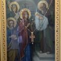 Κυριακή ΙΓ' Ματθαίου στον Ι. Ν. Υπαπαντής του Χριστού Μαρκοπούλου
