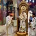 Κυριακή ΙΔ' Ματθαίου στον Ι. Ν. Αγ. Τριάδος Ασπροπύργου