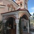 Η μνήμη του Αγίου Σωφρονίου στον Κουβαρά Αττικής