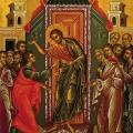 Κυριακή του Αντίπασχα στον Καθεδρικό Ι. Ν. Αγ. Νικολάου Αχαρνών