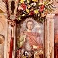 Η εορτή του λαοφιλούς Αγίου Φανουρίου στο Κορωπί και στην Ανθούσα
