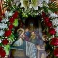 Με κατάνυξη  η εορτή του Γενεθλίου της Θεοτόκου στη Χίο και στα Μέγαρα
