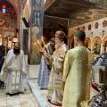 Κυριακή προ της Υψώσεως στην Αγία Τριάδα Ασπροπύργου