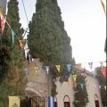 Αρχιερατικό Συλλείτουργο επί τη εορτή της Γ' εμφανίσεως του Τιμίου Σταυρού Κυριακή μετά την 'Yψωση